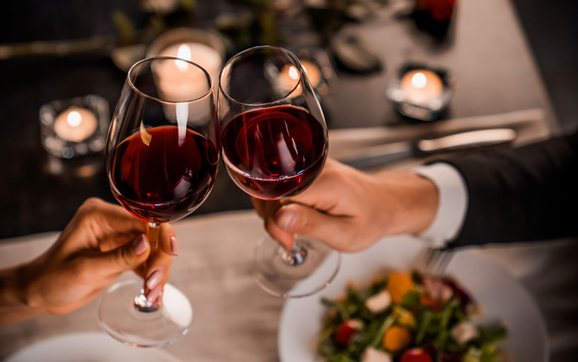 come scegliere il vino rosso