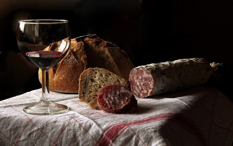 abbinare i vini ai salumi